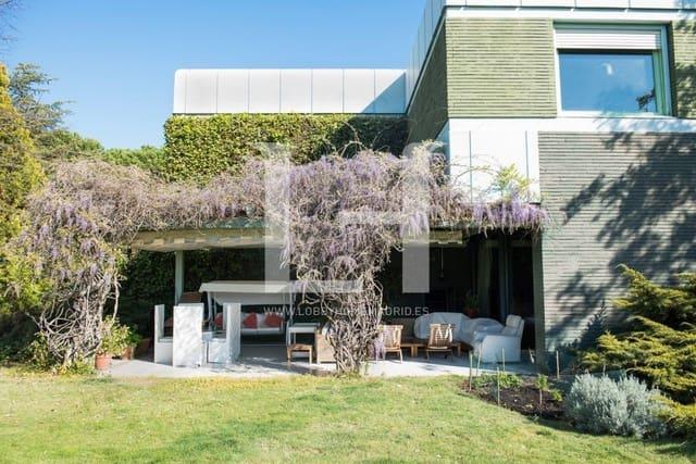 7 sovrum Finca/Hus på landet till salu i La Moraleja med pool garage - 4 400 000 € (Ref: 5089325)