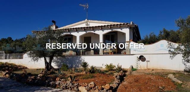 Chalet de 3 habitaciones en Chella en venta - 135.000 € (Ref: 5046641)