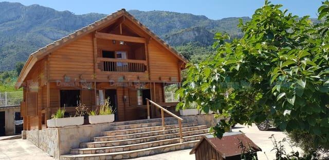 Chalet de 3 habitaciones en Beniatjar en venta - 120.000 € (Ref: 5430352)