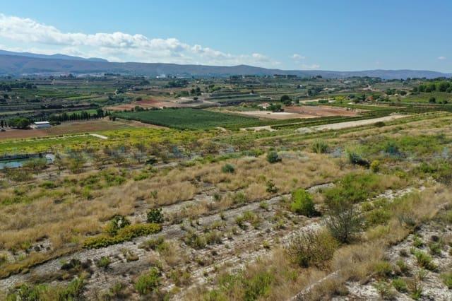 Teren niezagospodarowany na sprzedaż w Albaida - 40 000 € (Ref: 5560061)