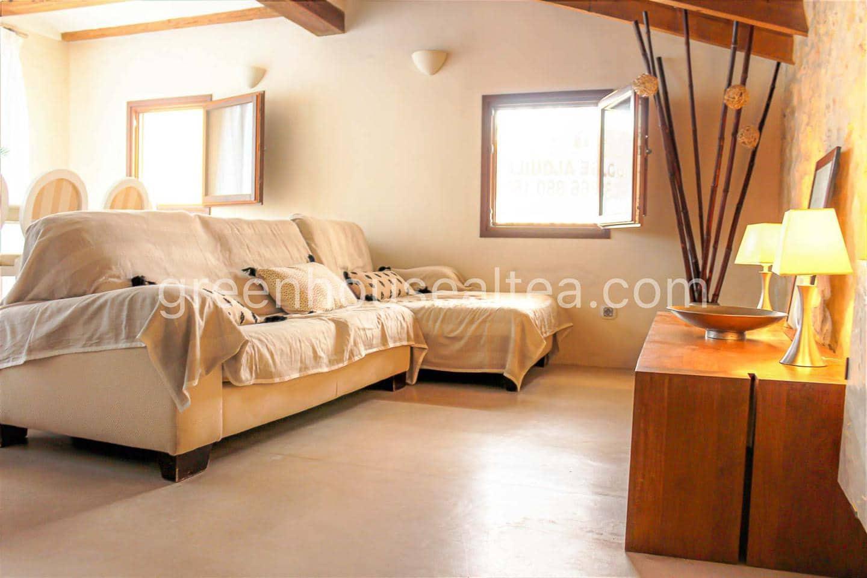 2 slaapkamer Finca/Landhuis te huur in Altea - € 1.200 (Ref: 5289802)