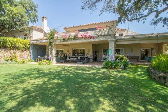 5 bedroom Villa for holiday rental in Sotogrande - € 24,000 (Ref: 4989123)