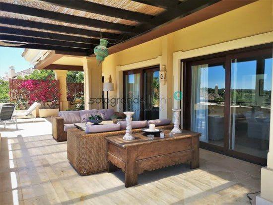 4 makuuhuone Huoneisto vuokrattavana paikassa Sotogrande - 3 500 € (Ref: 5418803)