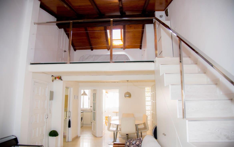 2 Zimmer Loft zu verkaufen in Valencia Stadt - 180.000 € (Ref: 5110321)