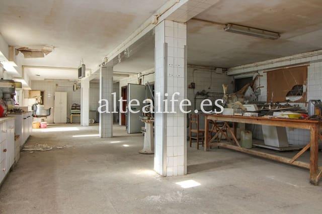 Komercyjne na sprzedaż w Altea la Vella - 69 000 € (Ref: 5351894)