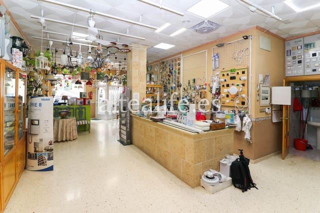 Kaupallinen myytävänä paikassa Polop - 110 000 € (Ref: 5361105)