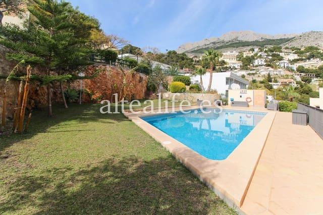 3 quarto Moradia em Banda para venda em Altea la Vella com piscina garagem - 217 000 € (Ref: 5361113)