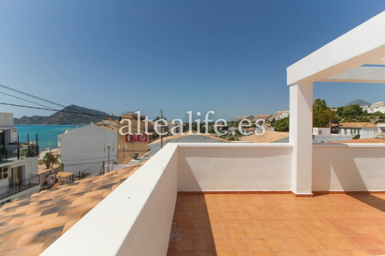 2 bedroom Flat for rent in Altea - € 750 (Ref: 5446986)