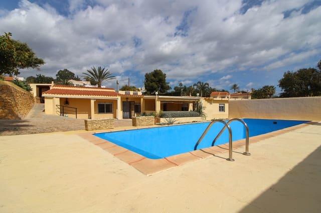 3 sypialnia Finka/Dom wiejski na sprzedaż w Alfaz del Pi / L'Alfas del Pi z garażem - 350 000 € (Ref: 5721238)