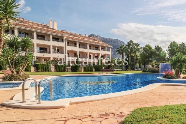 1 soveværelse Lejlighed til leje i Altea la Vella med swimmingpool garage - € 650 (Ref: 5721251)