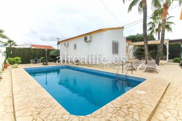 2 bedroom Villa for sale in Albir with pool garage - € 340,000 (Ref: 5930371)