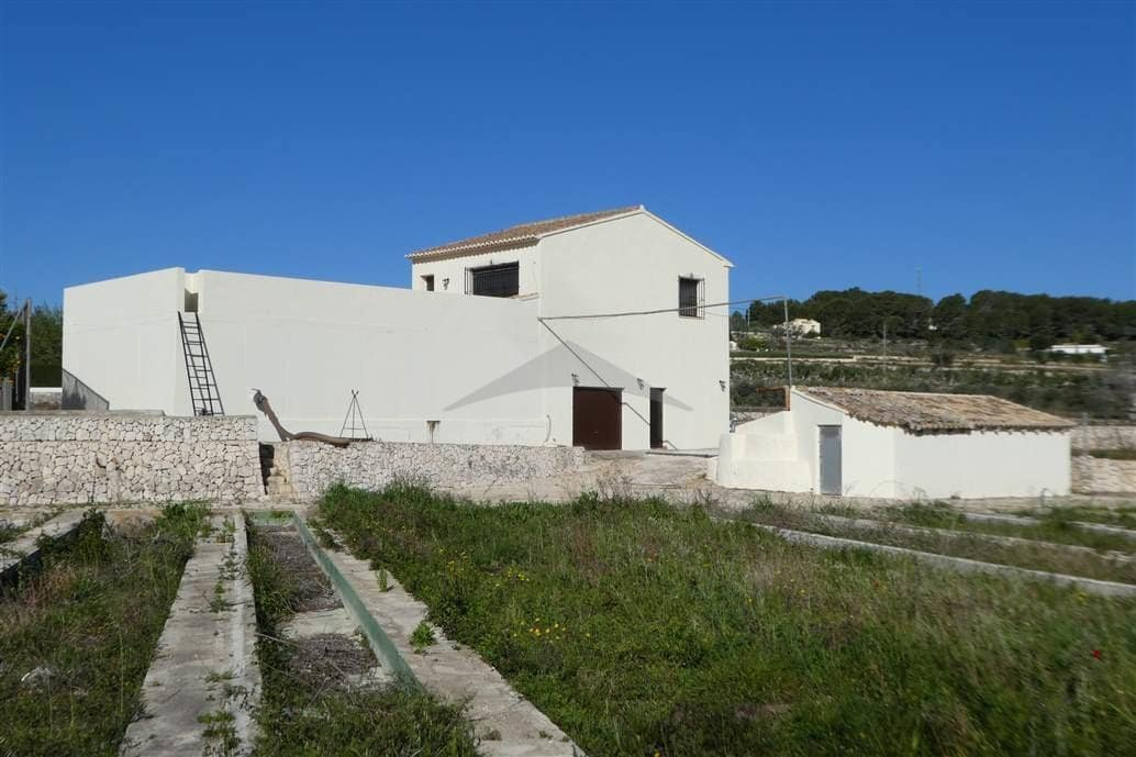 2 bedroom Finca/Country House for sale in Teulada - € 465,000 (Ref: 5064106)