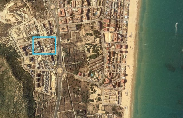 Byggetomt til salgs i Guardamar del Segura - € 140 000 (Ref: 5735306)