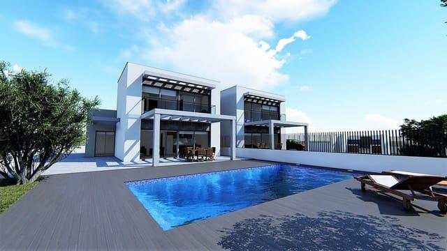 3 soveværelse Semi-Rækkehus til salg i Moraira med swimmingpool - € 498.000 (Ref: 5800572)