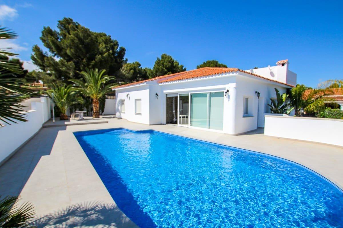 4 bedroom Villa for sale in Benissa with pool - € 780,000 (Ref: 6122623)