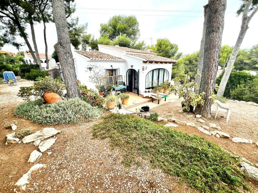 2 bedroom Villa for sale in Moraira with garage - € 320,000 (Ref: 6317856)