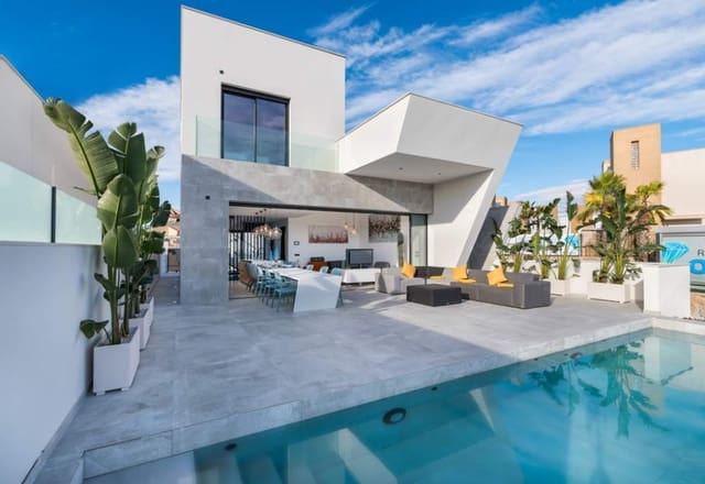 3 sovrum Villa till salu i Pueblo Lucero med garage - 549 000 € (Ref: 5292350)