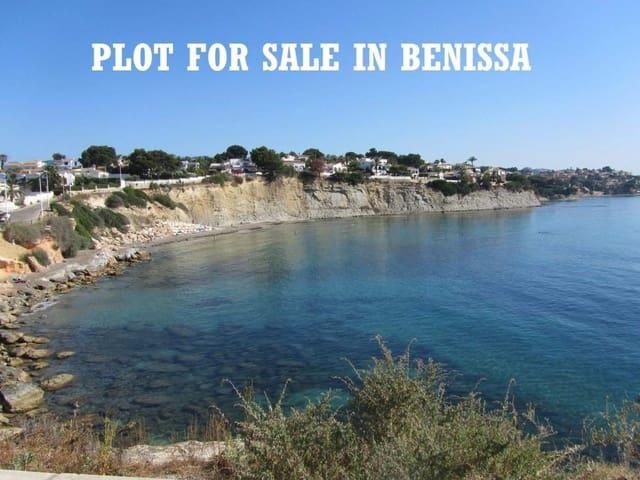 Mark till salu i Benissa - 145 000 € (Ref: 5758913)