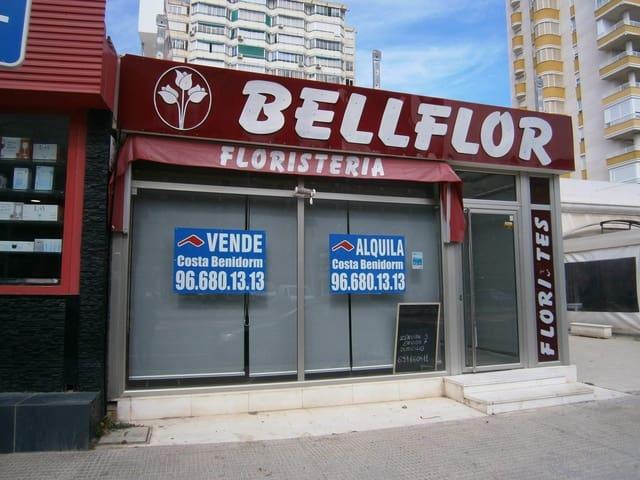 2 quarto Comercial para venda em Benidorm - 199 000 € (Ref: 5795507)
