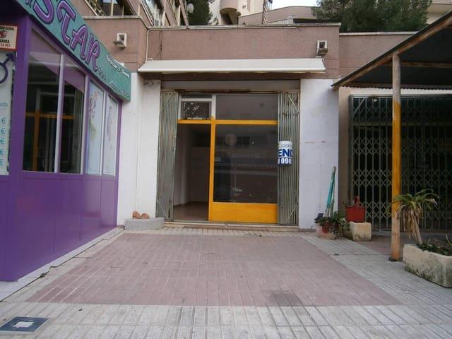 1 makuuhuone Kaupallinen myytävänä paikassa Finestrat - 86 000 € (Ref: 5948777)