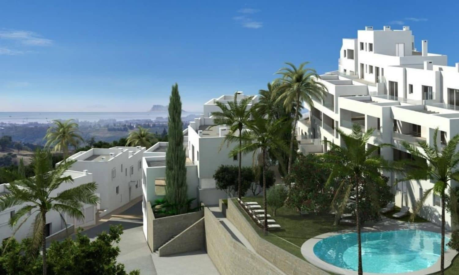 1 bedroom Apartment for sale in Marbella with pool garage - € 190,000 (Ref: 4242008)