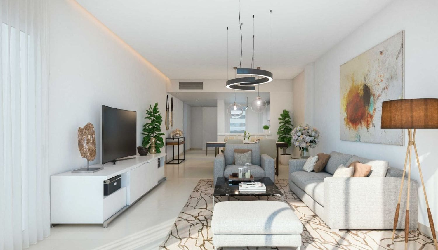 4 bedroom Apartment for sale in Marbella with pool garage - € 381,000 (Ref: 4284924)