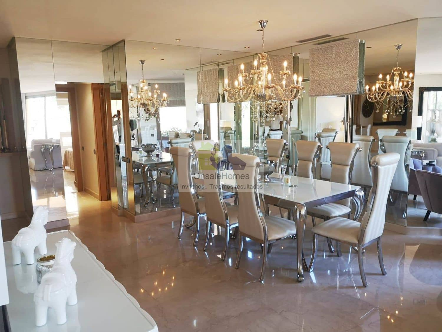 2 bedroom Apartment for sale in Marbella with garage - € 788,000 (Ref: 5164856)
