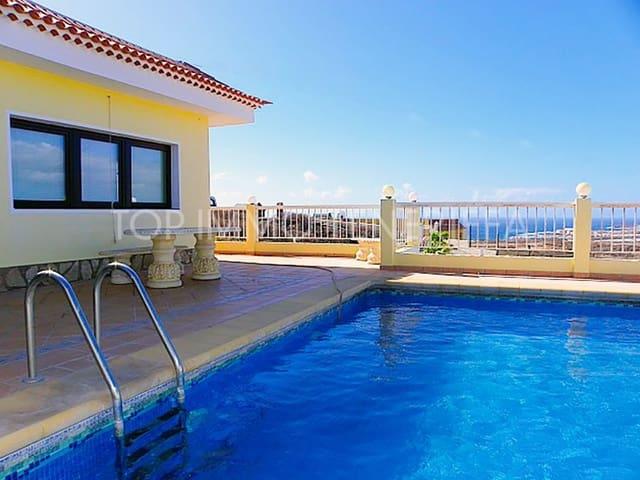3 soveværelse Finca/Landehus til salg i El Medano med swimmingpool - € 395.000 (Ref: 5237919)