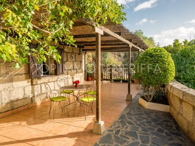 Finca/Casa Rural de 7 habitaciones en Candelaria en venta con piscina - 1.090.000 € (Ref: 5237922)