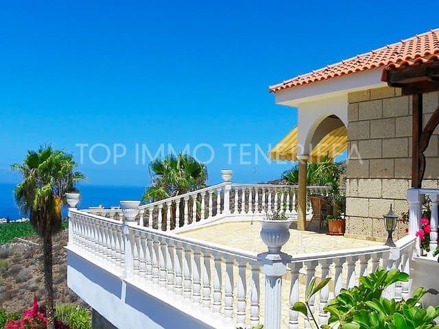 4 chambre Finca/Maison de Campagne à vendre à Alcala avec garage - 1 390 000 € (Ref: 5237929)