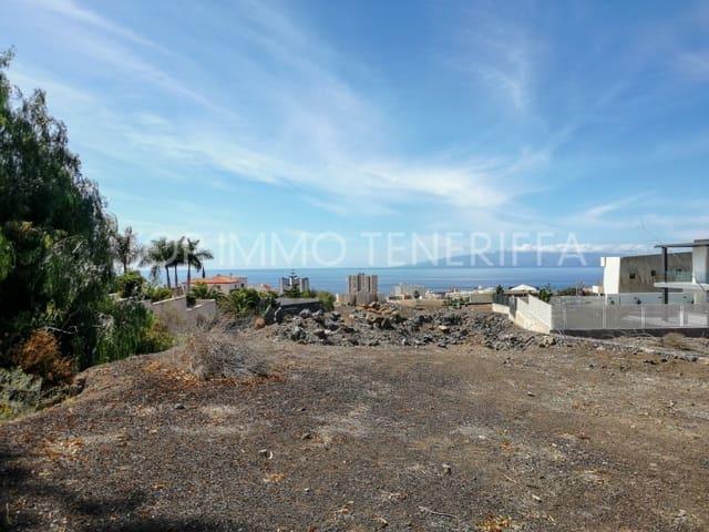 Byggetomt til salgs i Playa Paraiso - € 580 000 (Ref: 5237980)
