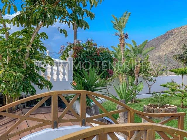 4 chambre Finca/Maison de Campagne à vendre à Santiago del Teide avec garage - 598 000 € (Ref: 5238096)