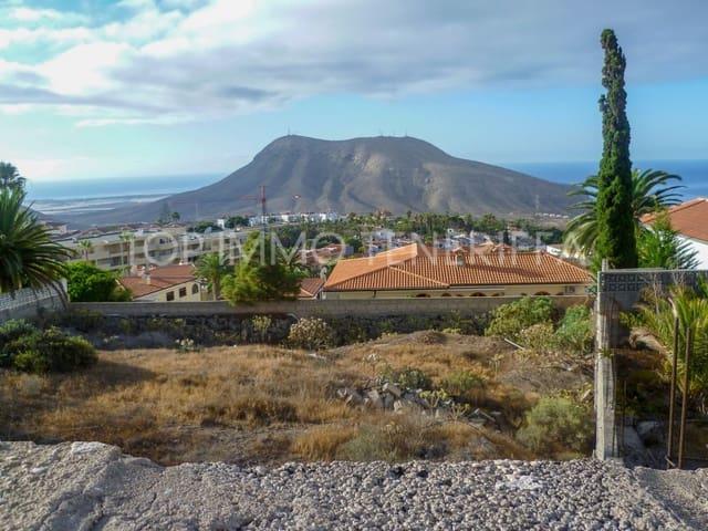 Byggetomt til salgs i Chayofa - € 300 000 (Ref: 5238101)