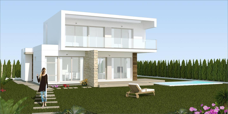 Chalet de 3 habitaciones en Orihuela en venta con piscina garaje - 329.900 € (Ref: 4209140)