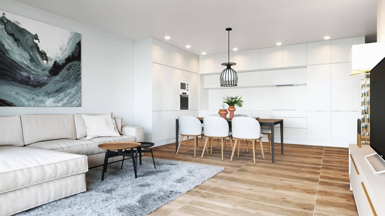 Piso de 2 habitaciones en Las Colinas Golf en venta con piscina garaje - 279.000 € (Ref: 5097557)