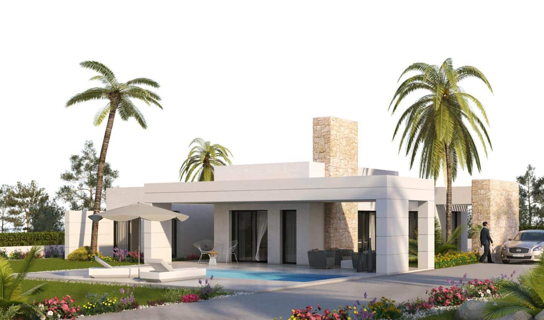 Chalet de 3 habitaciones en Polop en venta con piscina garaje - 446.465 € (Ref: 5097596)