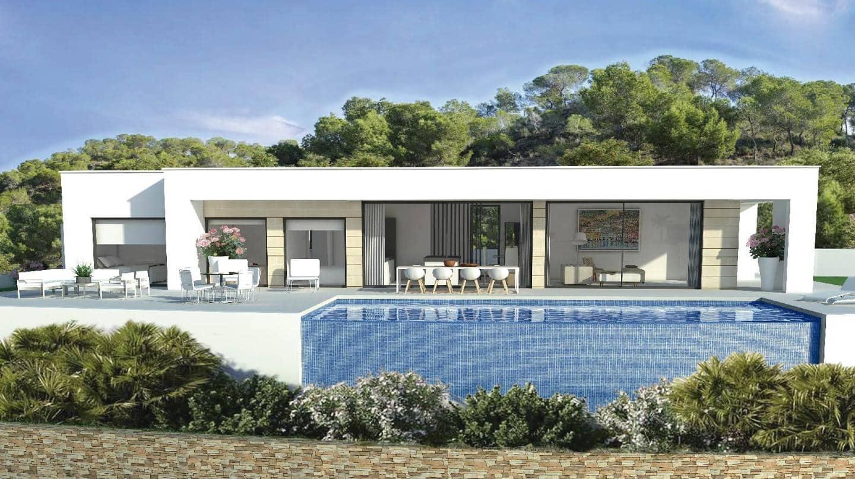 Chalet de 3 habitaciones en Las Colinas Golf en venta con piscina - 695.000 € (Ref: 5097603)
