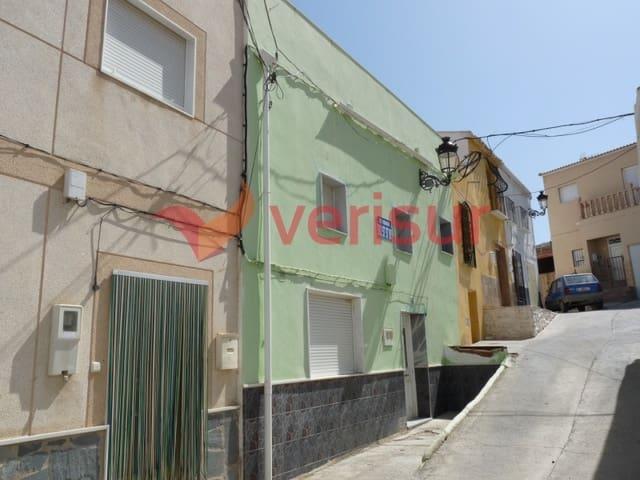 4 sovrum Finca/Hus på landet till salu i Olula del Rio - 64 600 € (Ref: 4410601)
