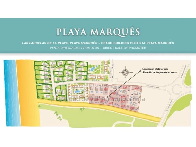 Building Plot for sale in Vera - € 134,000 (Ref: 5799441)