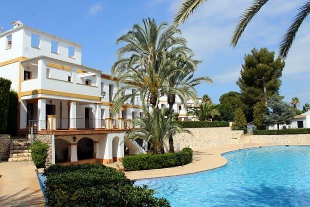 2 slaapkamer Halfvrijstaande villa te huur in La Sella met zwembad - € 500 (Ref: 4511184)