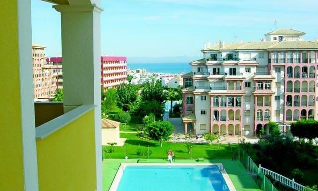 2 sypialnia Mieszkanie na sprzedaż w La Mata z basenem - 107 255 € (Ref: 5382825)