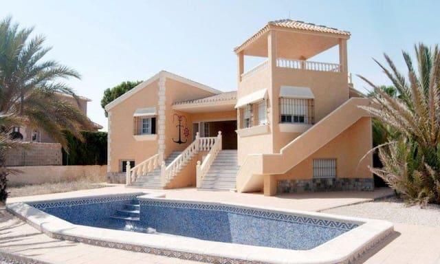 3 quarto Moradia para venda em La Manga del Mar Menor com piscina garagem - 730 000 € (Ref: 5382837)