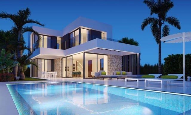 3 quarto Moradia para venda em Finestrat com piscina garagem - 595 000 € (Ref: 5382843)