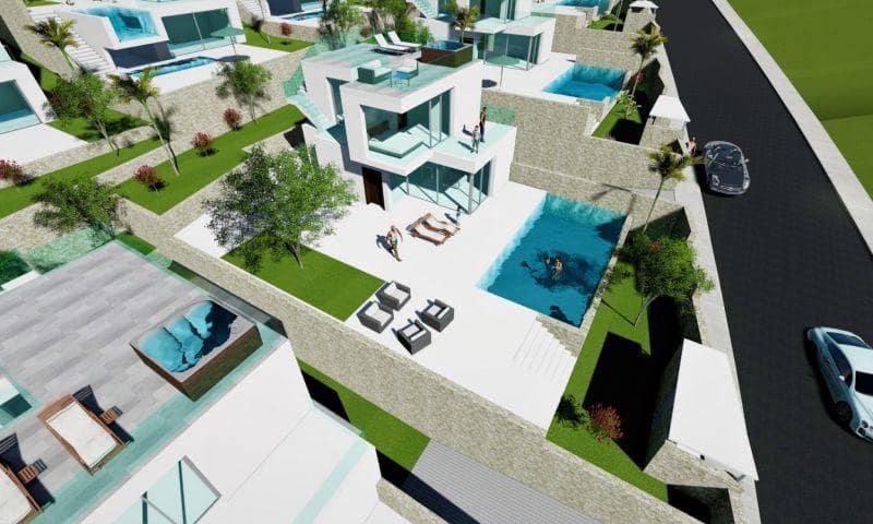 3 bedroom Villa for sale in Cala de Finestrat with pool - € 429,000 (Ref: 5382882)
