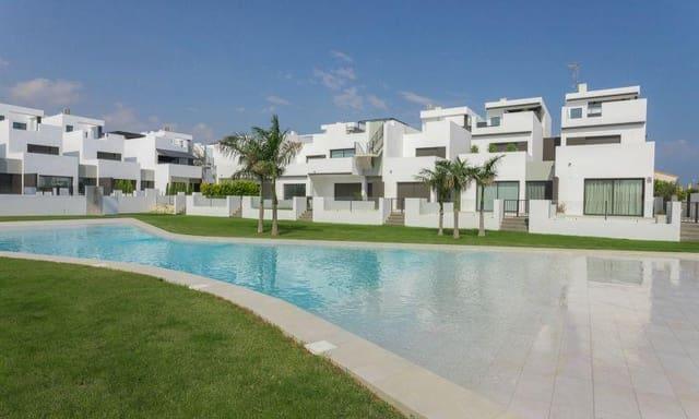 2 sovrum Bungalow till salu i Torre de la Horadada med pool garage - 210 000 € (Ref: 5415913)