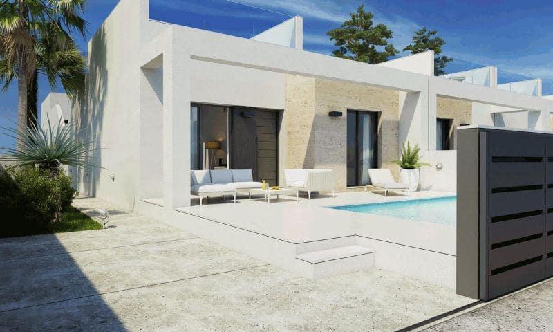 2 sovrum Villa till salu i Daya Nueva med pool - 187 000 € (Ref: 5415918)