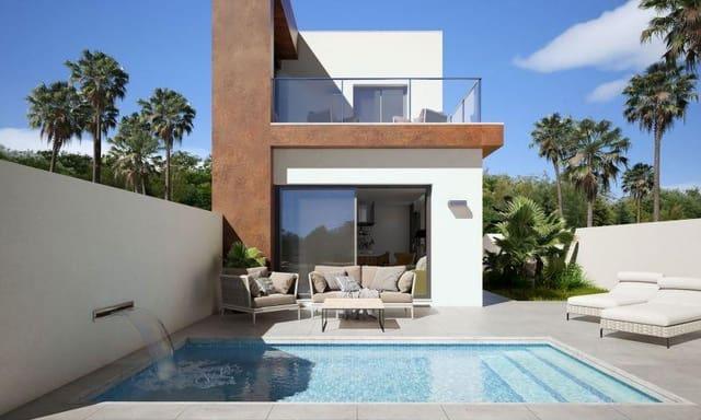 3 sypialnia Willa na sprzedaż w Daya Nueva z basenem - 217 000 € (Ref: 5415919)