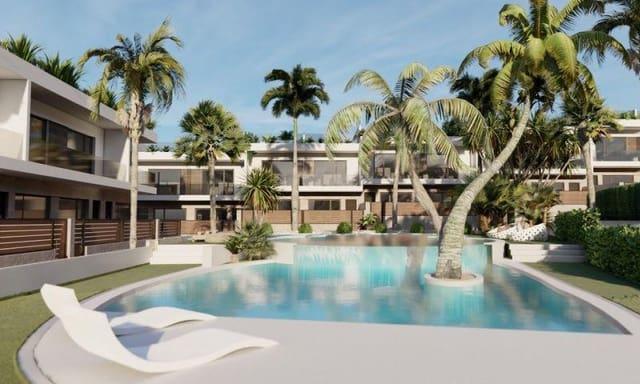 3 sovrum Radhus till salu i Los Balcones med pool garage - 162 500 € (Ref: 5418157)