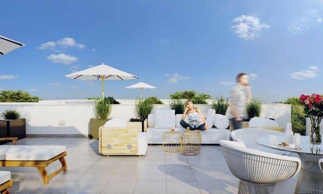 3 makuuhuone Rivitalo myytävänä paikassa El Mirador mukana uima-altaan - 188 000 € (Ref: 5418163)