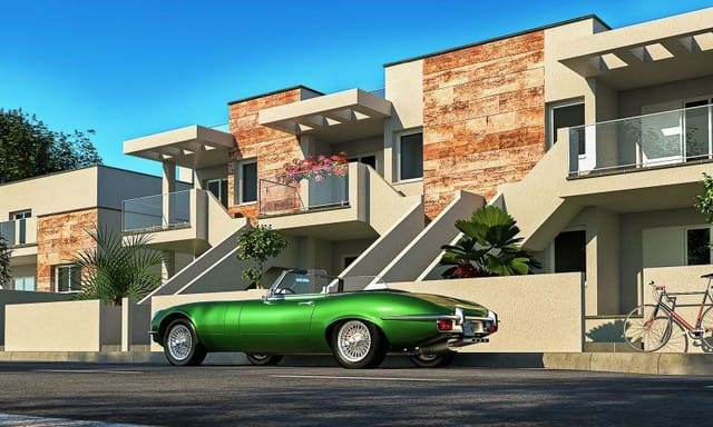 2 sypialnia Bungalow na sprzedaż w San Pedro del Pinatar z basenem garażem - 165 000 € (Ref: 5442005)